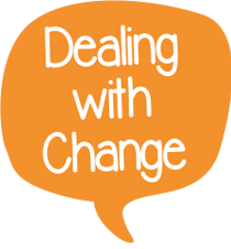 Dealing with change icon