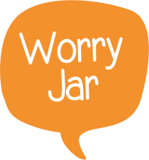 Worry Jar Icon