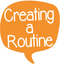 Creating a Routine icon