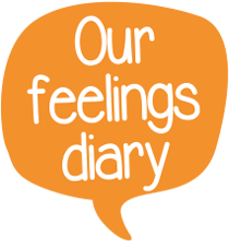 Our feelings diary icon